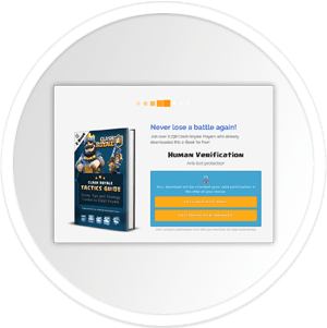 Landing Page - Integrated PopUp with Link Locker