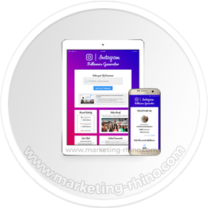 IG Followers Generator V2 – CPA Marketing Landing Page - 100% Responsive
