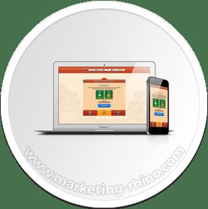 BrawlStar Generator – CPA Marketing Landing Page - 100% Responsive