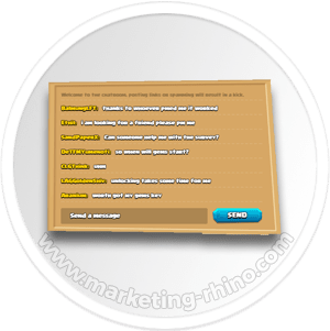 Cl. Royale Generator V2 – CPA Marketing Landing Page - Fake Live Chat