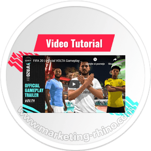 FUT 20 Generator – CPA Marketing Landing Page - Video Tutorial