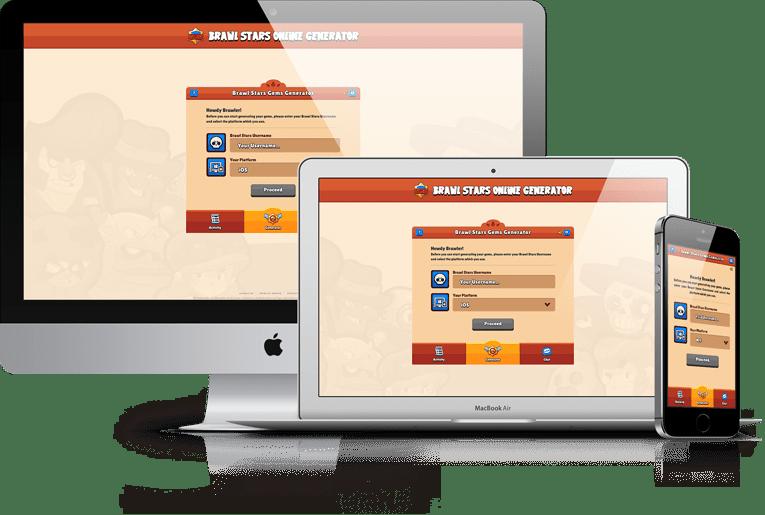 BrawlStar Generator – CPA Marketing Landing Page