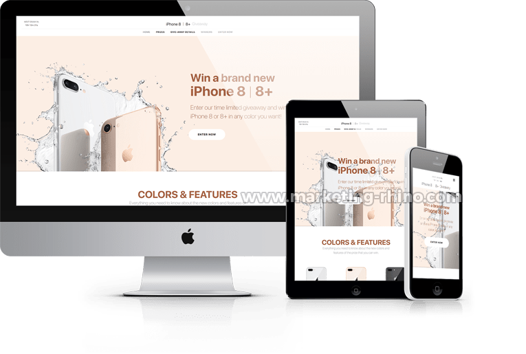 Phone GiveAway V3 – CPA Marketing Landing Page