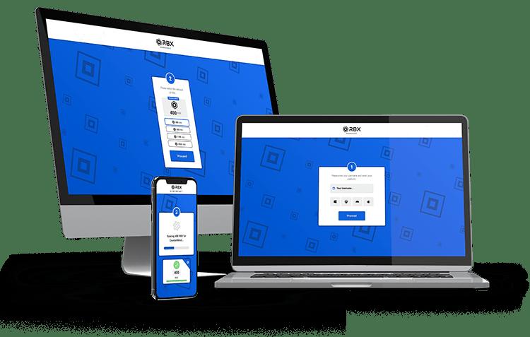 RBX – GenRocket – CPA Marketing Landing Page