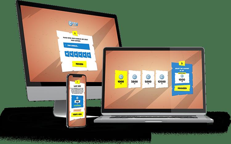 FTN – GenRocket – CPA Marketing Landing Page