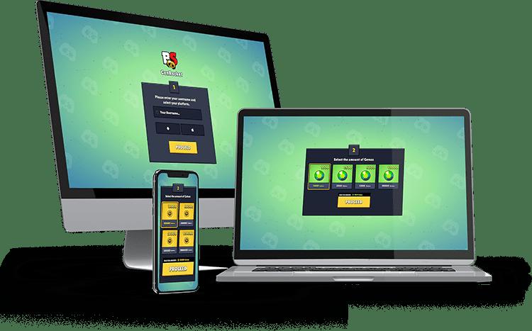 BS – GenRocket – CPA Marketing Landing Page